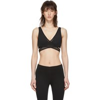 Nike Black Indy Bra