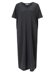Numph Genevre Jersey Dress India Ink