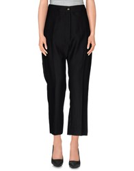 Vivienne Westwood Red Label Trousers Casual Trousers Women Black