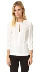 Belstaff Lilly Top Off White