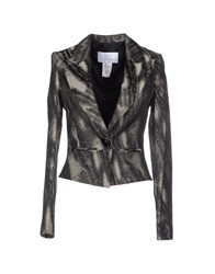 Gianfranco Ferre Gf Ferre' Suits And Jackets Blazers Women Steel Grey