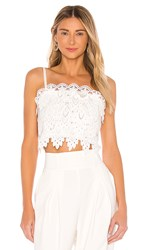 Elliatt Harmonia Camisole In White.