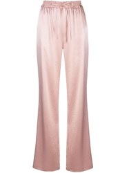 Milly High Rise Wide Leg Trousers 60