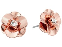 Kate Spade Shine On Flower Studs Earrings Rose Gold Earring