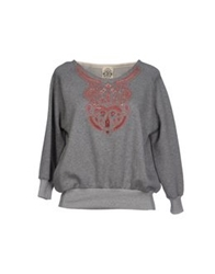 Soho De Luxe Sweatshirts Grey