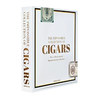 Assouline The Impossible Collection Of Cigars Book
