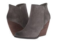 Volatile Whitby Charcoal Women's Zip Boots Gray