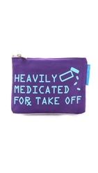 Flight 001 Heavily Medicated Pouch Purple