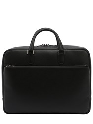 Valextra Accademia Leather Briefcase