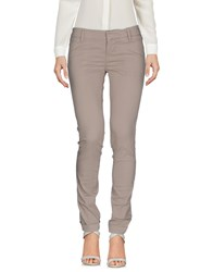 Entre Amis Casual Pants Grey