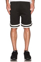 Hall Of Fame Dates Practice Shorts Black And White