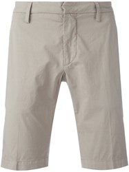 Dondup Chino Shorts Nude Neutrals