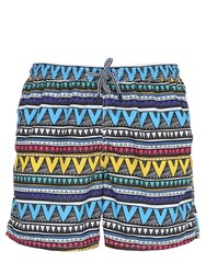 Mc2 Saint Barth Lighting Koloro Swim Shorts