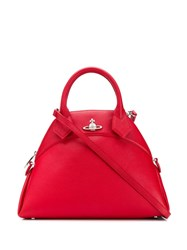 Vivienne Westwood Windsor Handbag Red