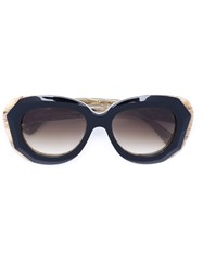 Oliver Goldsmith 'Norum' Sunglasses Black
