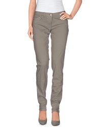 Berwich Trousers Casual Trousers Women Grey