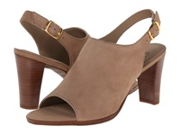 Walking Cradles Gwen Light Taupe Nubuck Women's Sandals