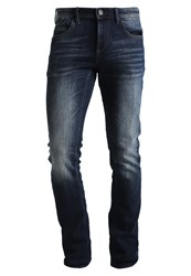 Tom Tailor Denim Aedan Slim Fit Jeans Blue Denim Dark Wash Dark Blue Denim