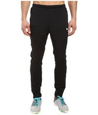 Nike Dry Academy Soccer Pant Black Black White Men's Casual Pants