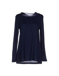 Shirt C Zero Sweaters Dark Blue