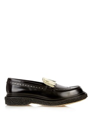 Adieu Type 50 Tassel Leather Loafers