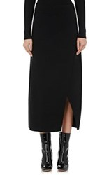 A.L.C. Women's Muller Stretch Midi Skirt Black