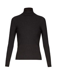 Fusalp Anacelle Long Sleeved Performance Top Black