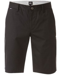 Fox Men's Essex Pinstripe Shorts Black