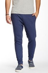 Original Penguin Fleece Pant Blue