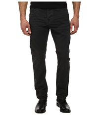 True Religion Dean Relaxed Tapered Geo Patched Quilted Tar Men's Casual Pants Brown