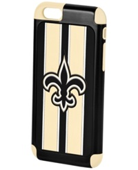 Forever Collectibles New Orleans Saints Iphone 6 Case Black