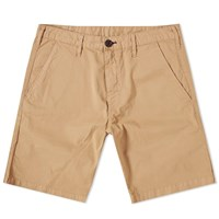Paul Smith Standard Fit Chino Short Neutrals