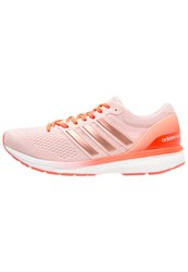 Adidas Performance Adizero Boston 6 Competition Running Shoes Vapour Pink Solar Red
