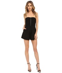 Style Stalker Chateau Romper Ebony Women's Jumpsuit And Rompers One Piece Black