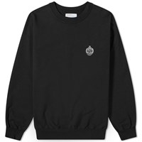 Nanamica Crew Sweat Black