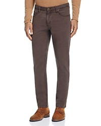 Billy Reid Ashland Straight Leg Corduroy Pants Espresso