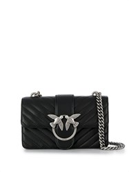 Pinko Mini Love Bag Black