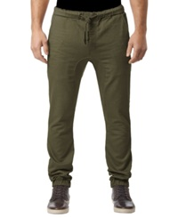 Buffalo David Bitton Zoltan X Dropped Crotch Jogger Pants