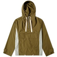 Acne Studios Ophion Ripstop Jacket Green