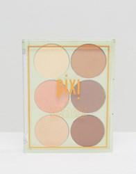 Pixi And Maryam Maquillage Strobe And Sculpt Palette Multi