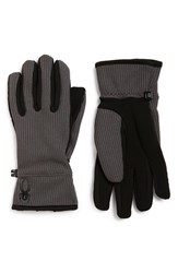 Men's Spyder 'Core Sweater Conduct' Tech Gloves