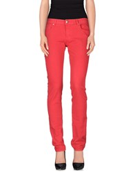 M.Grifoni Denim Jeans Red
