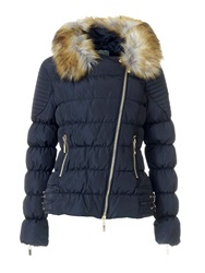 Relish Mangana Padded Jacket Black