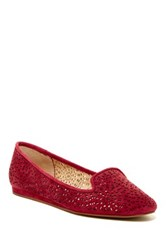 Vince Camuto Lanta Casual Flat Wide Width Available Red