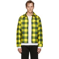 Noon Goons Yellow Singled Out Jacket