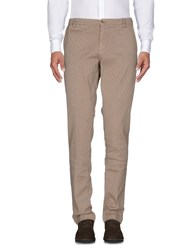 Jaggy Casual Pants Khaki