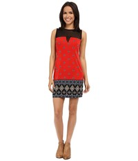 Scully Lana Dress Red Women's Dress