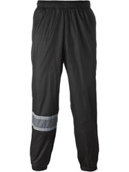 Stussy One Stripe Track Pants Black
