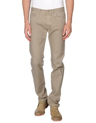Seventy By Sergio Tegon Casual Pants Khaki