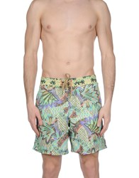 Maaji Swim Trunks Light Green